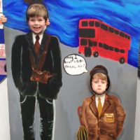 Year 1 at Brooklands Museum